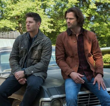 """Supernatural -- """"Lost and Found -- Pictured (L-R): Jensen Ackles as Dean and Jared Padalecki as Sam"""