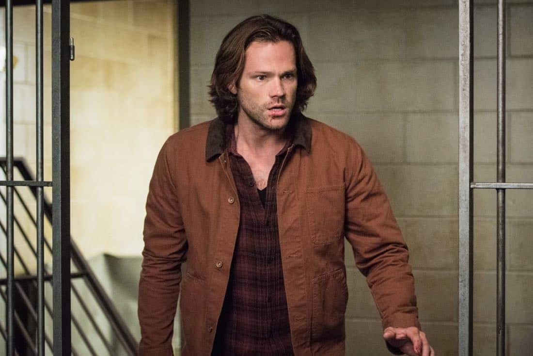 "Supernatural -- ""Lost and Found Pictured: Jared Padalecki as Sam"