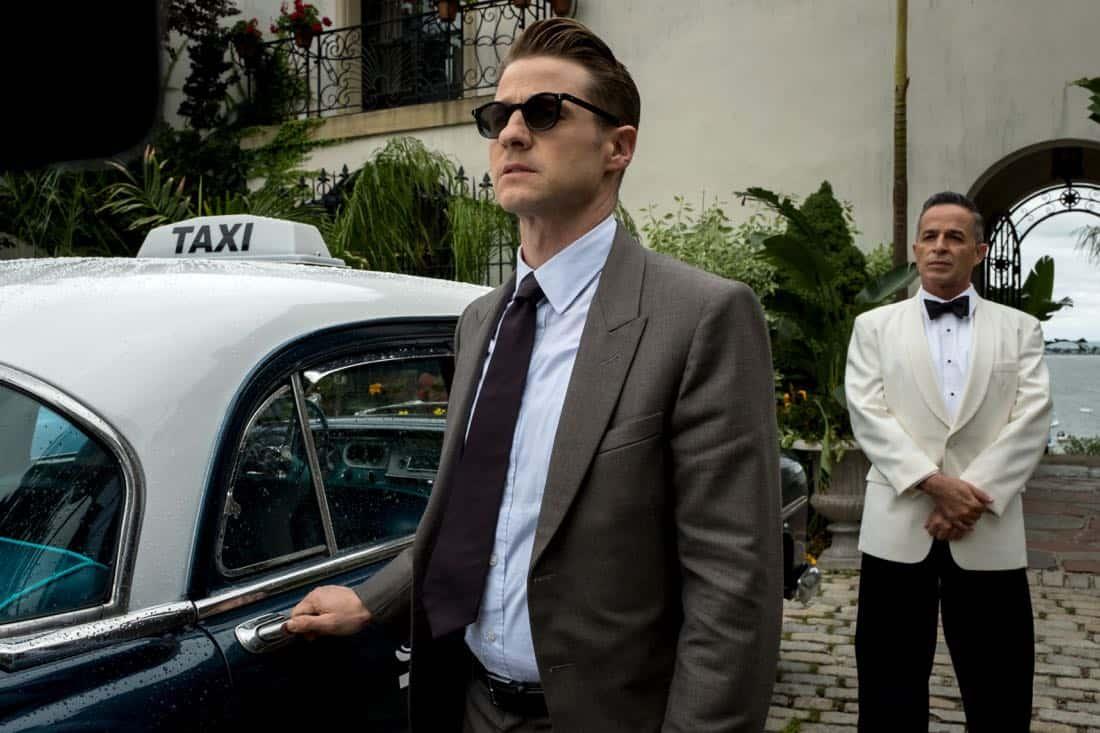 """GOTHAM: Ben McKenzie in """"A Dark Knight: They Who Hide Behind Masks"""""""