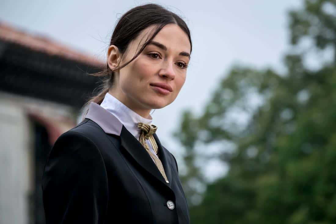 """GOTHAM: Crystal Reed in """"A Dark Knight: They Who Hide Behind Masks"""""""