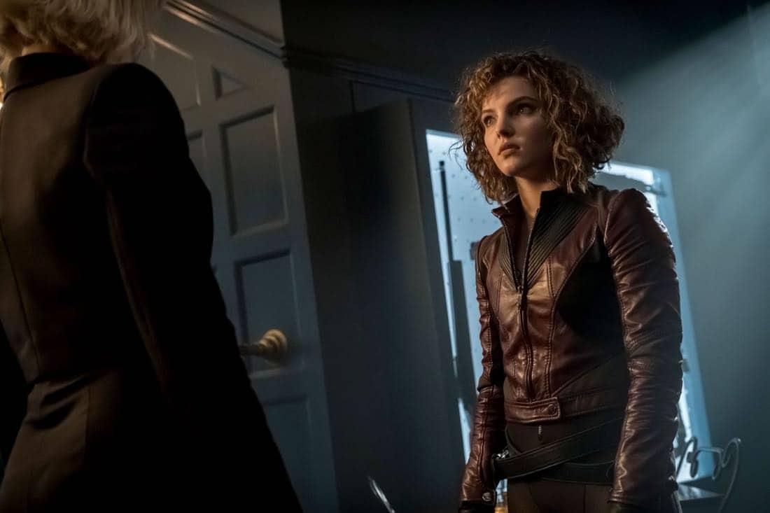 """GOTHAM: Camren Bicondova in """"A Dark Knight: They Who Hide Behind Masks"""""""