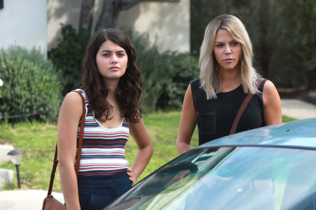 """THE MICK: (L-R) Sofia Black-D'Elia and Kaitlin Olson in the """"The Hotel"""""""