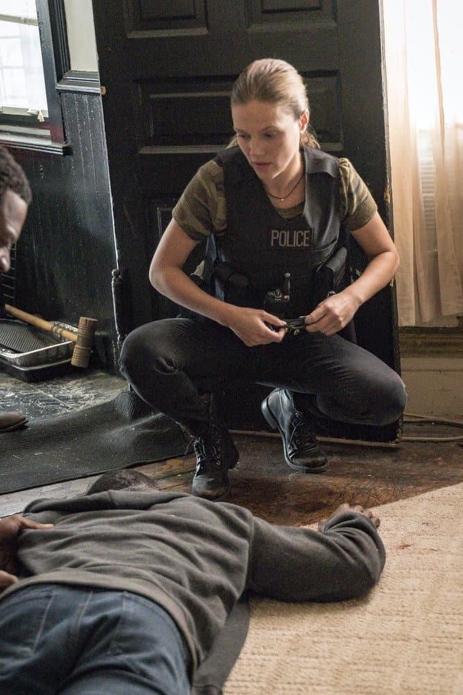 Chicago P.D. - Season 5 Pictured: Tracy Spiridakos as Det. Hailey Upton