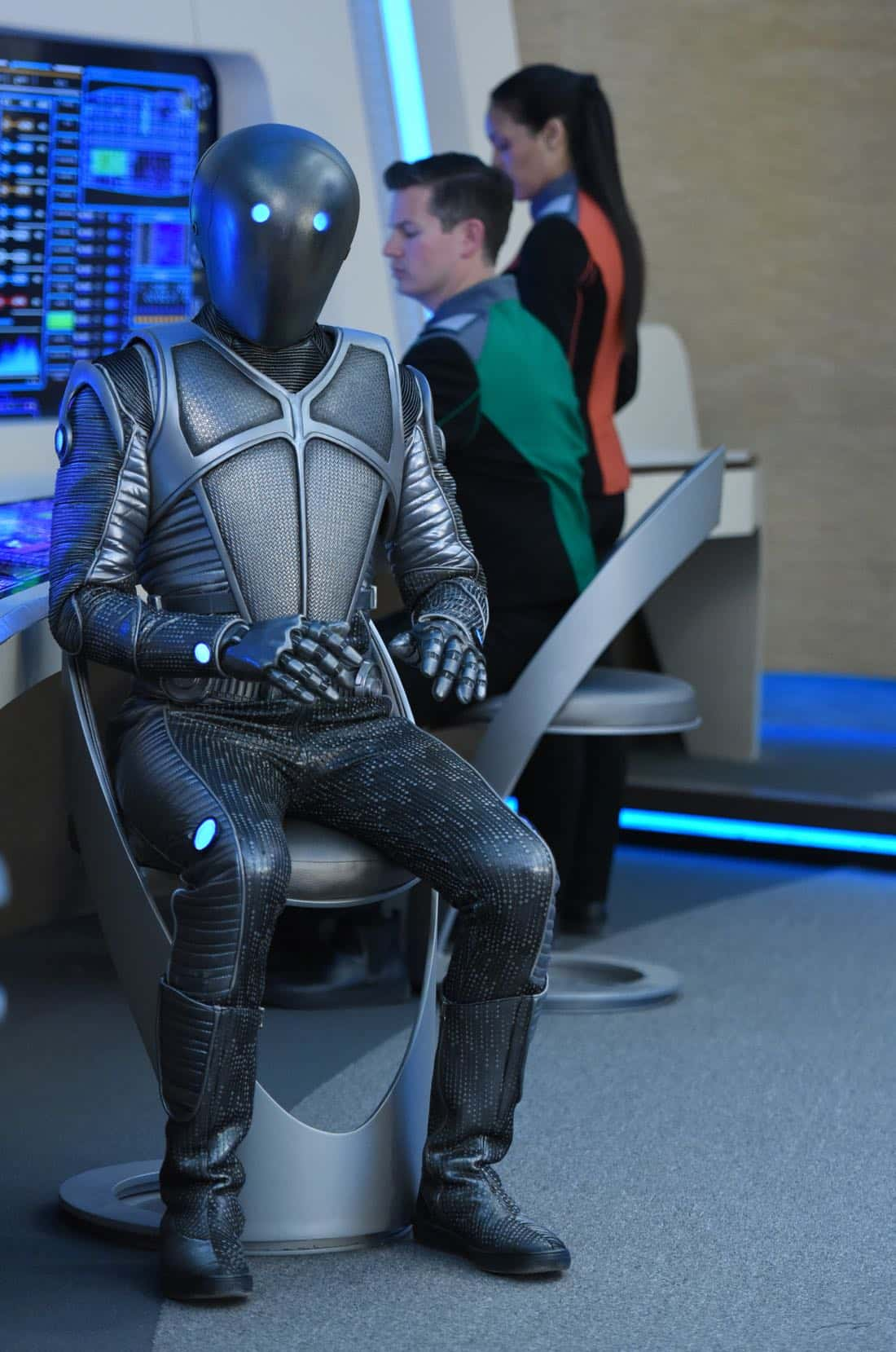 "THE ORVILLE: Mark Jackson in the ""If the Stars Should Appear"""