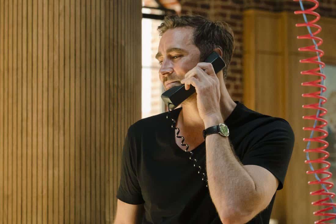 Lee Pace as Joe MacMillan - Halt and Catch Fire _ Season 4, Episode 7