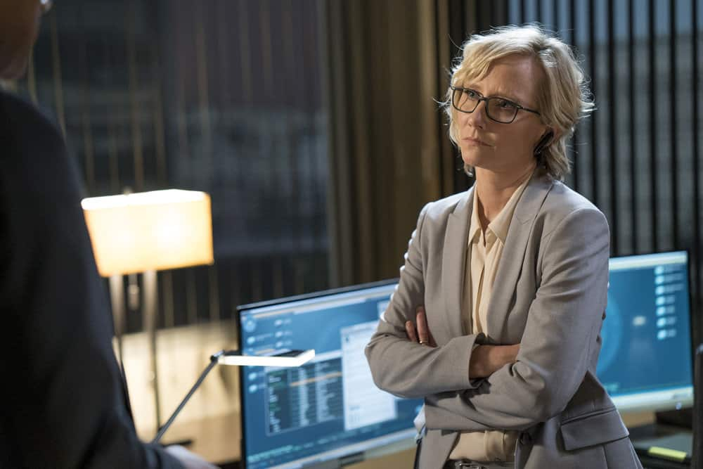 "THE BRAVE -- ""Moscow Rules"" Episode 102-- Pictured: Anne Heche as Patricia Campbell"