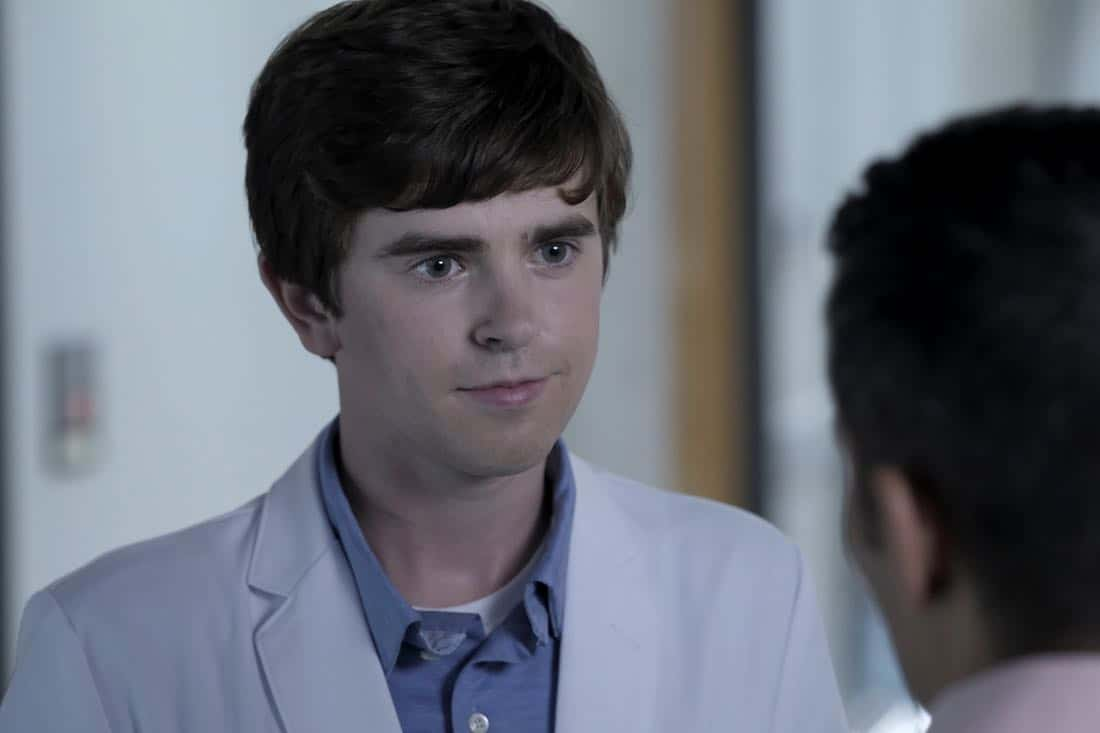 FREDDIE HIGHMORE The Good Doctor Episode 2