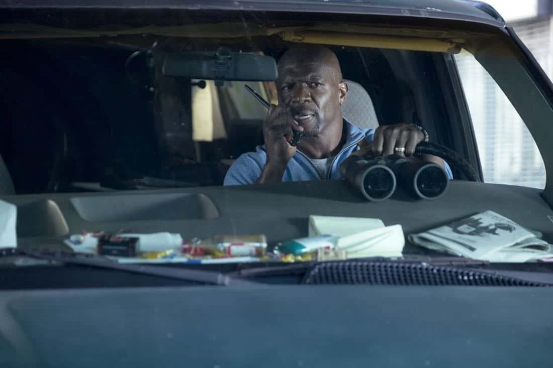 "BROOKLYN NINE-NINE: Terry Crews in the ""The Big House Pt.2"""
