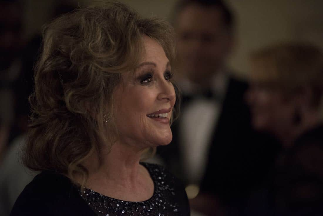 "DESIGNATED SURVIVOR - ""Sting of the Tail"" - FBI Agent Hannah Wells finally closes in on Patrick Lloyd, but when the president decides to take action during the White House Correspondents Dinner, members of the Homeland Security Council threaten to derail their plans, on ""Designated Survivor,"" airing WEDNESDAY, OCTOBER 4 (10:00-11:00 p.m. EDT). (ABC/John Medland) BONNIE BEDELIA"