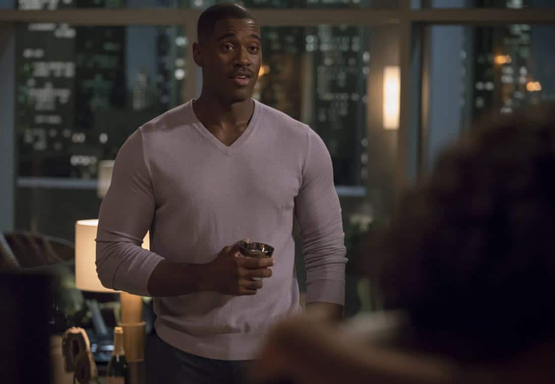"""EMPIRE: Terrell Carter in the """"Full Circle"""" episode of Wednesday, Oct. 4 (8:00-9:00 PM ET/PT) on FOX. ©2017 Fox Broadcasting Co. CR: Chuck Hodes/FOX"""