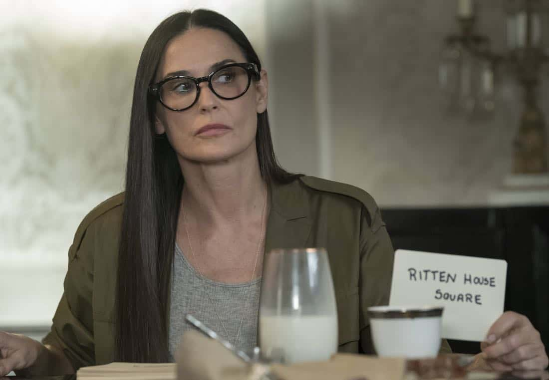 """EMPIRE: Guest star Demi Moore in the """"Full Circle"""""""