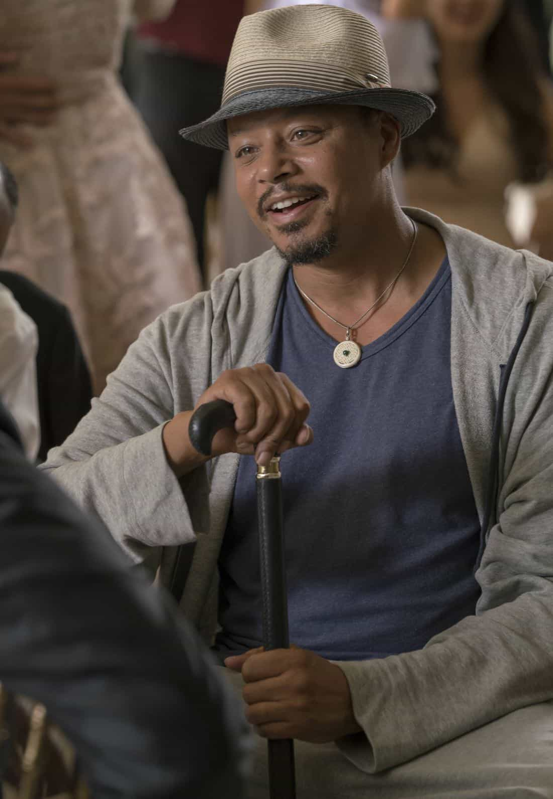 """EMPIRE: Terrence Howard in the """"Full Circle"""""""