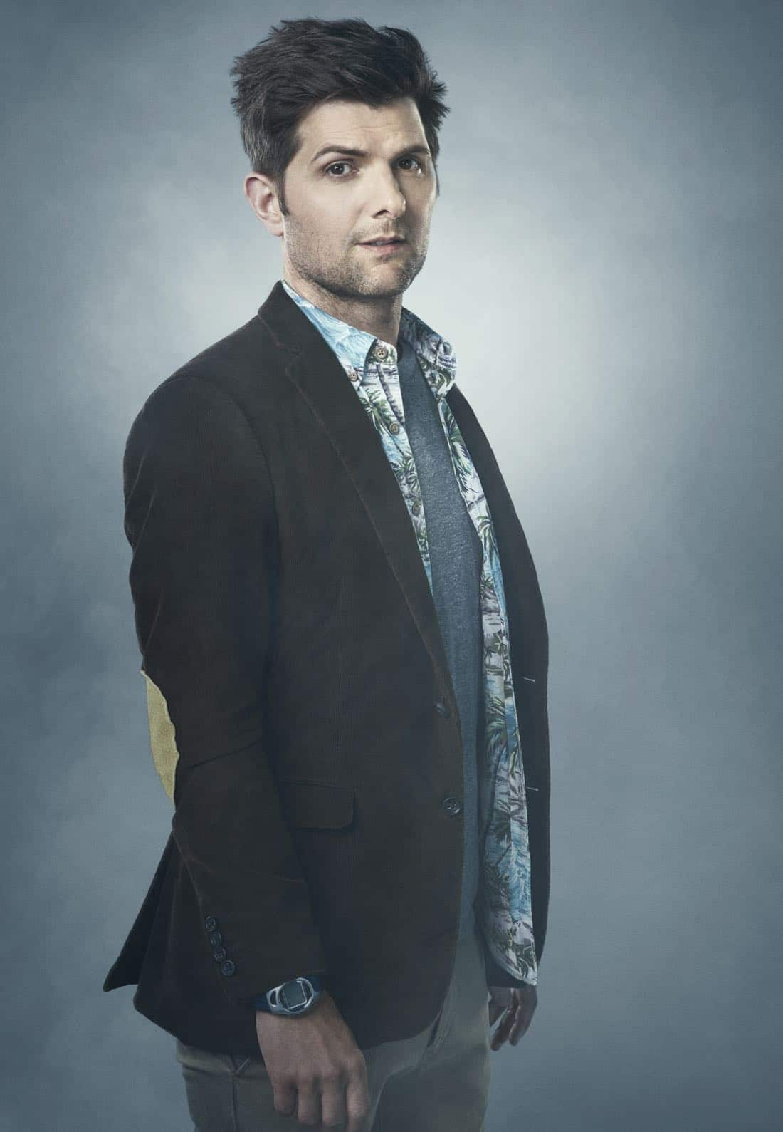 GHOSTED: Adam Scott in GHOSTED premiering Sunday, Oct. 1 (8:30-9:00 PM ET/PT) on FOX. ©2017 Fox Broadcasting Co. CR: Scott Council/FOX