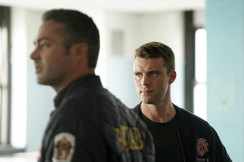 Chicago Fire Season 6 Episode 2 Photos Ignite On Contact Seat42f