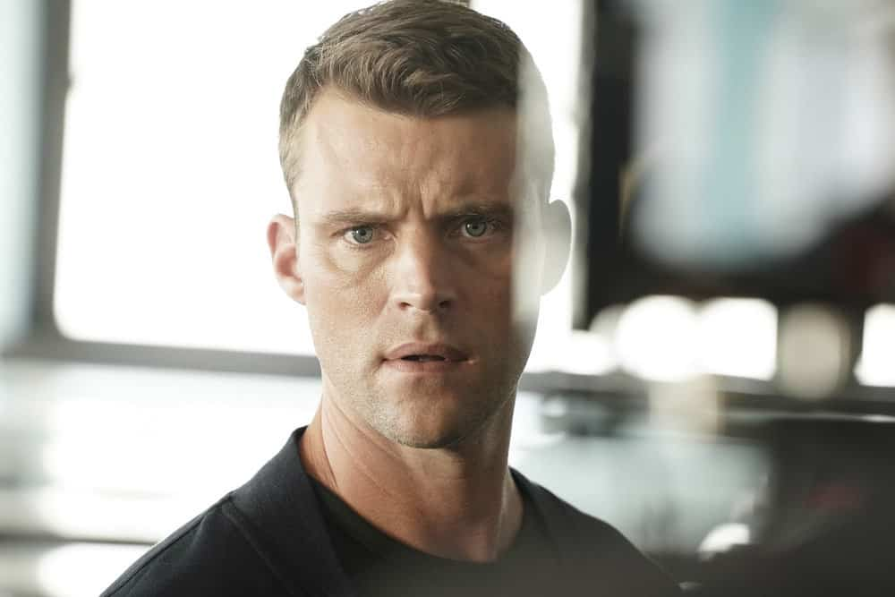 """CHICAGO FIRE -- """"Ignite on Contact"""" -- Episode 602 -- Pictured: Jesse Spencer as Matthew Casey -- (Photo by: Elizabeth Morris/NBC)"""