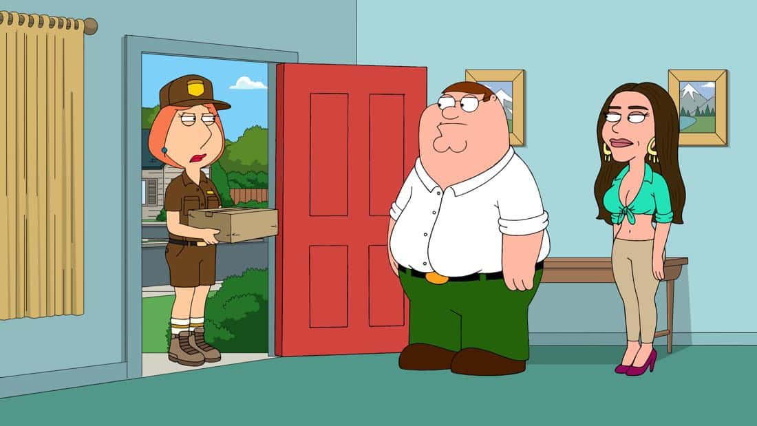 """FAMILY GUY: Tired of not winning an Emmy, Peter embarks on his own For Your Consideration campaign for FAMILY GUY in the """"Emmy-Winning Episode"""" episode of FAMILY GUY airing Sunday, Oct. 1 (9:00-9:30 PM ET/PT) on FOX. FAMILY GUY ™ and © 2017 TCFFC ALL RIGHTS RESERVED. CR: FOX"""