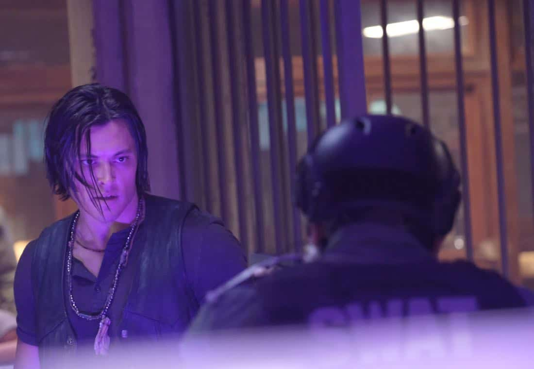 "THE GIFTED:  Blair Redford in the ""A New World"" episode of THE GIFTED airing Monday, Oct. 9 (9:00-10:00 PM ET/PT) on FOX.  ©2017 Fox Broadcasting Co.  Cr:  Eliza Morse/FOX"