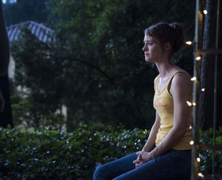 Mackenzie Davis as Cameron Howe - Halt and Catch Fire _ Season 4, Episode 8 - Photo Credit: Tina Rowden/AMC