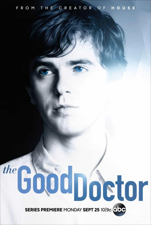 THE GOOD DOCTOR Season 1 Poster Key Art
