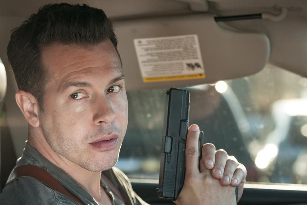 "CHICAGO P.D. -- ""Promise"" Episode 503 -- Pictured: Jon Seda as Antonio Dawson -- (Photo by: Matt Dinerstein/NBC)"