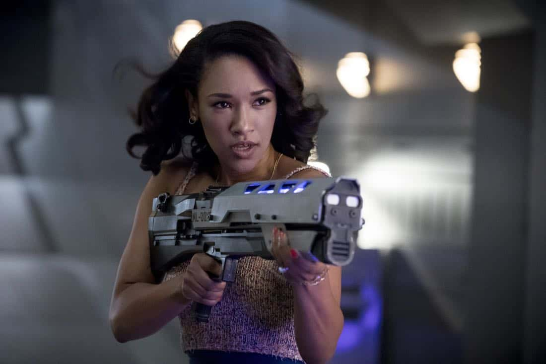 "The Flash -- ""Mixed Signals"" -- Image Number: FLA402a_0334b.jpg -- Pictured: Candice Patton as Iris West -- Photo: Jack Rowand/The CW -- © 2017 The CW Network, LLC. All rights reserved."