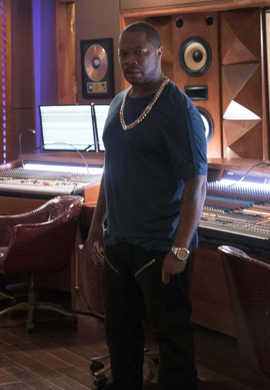 """EMPIRE: Xzibit in the """"Evil Manners"""" episode of EMPIRE airing Wednesday, Oct. 11 (8:00-9:00 PM ET/PT) on FOX. ©2017 Fox Broadcasting Co. CR: Jean Whiteside/FOX"""