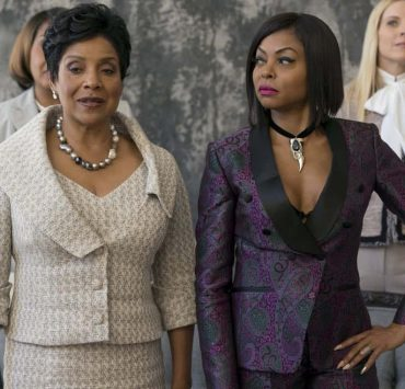 """EMPIRE: Guest star Phylicia Rashad and Taraji P. Henson in the """"Evil Manners"""" episode of EMPIRE airing Wednesday, Oct. 11 (8:00-9:00 PM ET/PT) on FOX. ©2017 Fox Broadcasting Co. CR: Chuck Hodes/FOX"""