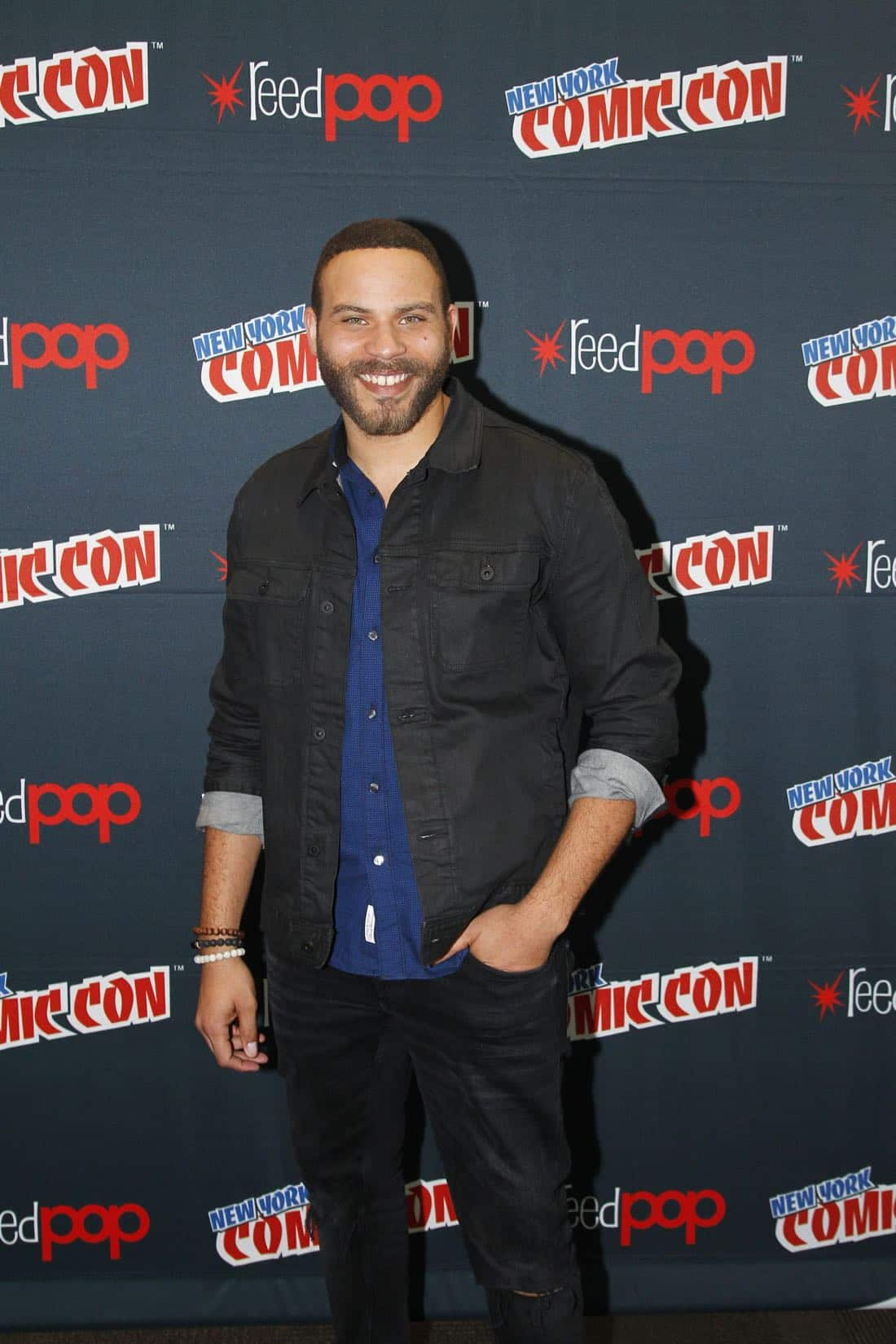 "NY COMIC-CON 2017 - SIREN - Freeform's genre programming was out in full force at this year's New York Comic Con on Saturday, October 7th with executive producers and cast from the hit series ""Shadowhunters,"" ""Beyond,"" and new original series ""Siren."" (Freeform/Lou Rocco) IAN VERDUN"