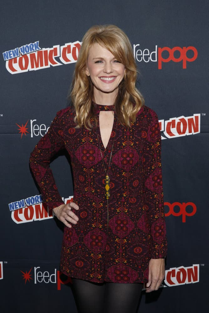 "NEW YORK COMIC CON -- ""Reverie"" -- Pictured: Kathryn Morris -- (Photo by: Heidi Gutman/NBC)"