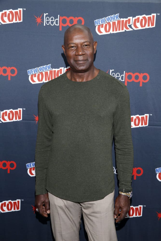 "NEW YORK COMIC CON -- ""Reverie"" -- Pictured: Dennis Haysbert -- (Photo by: Heidi Gutman/NBC)"