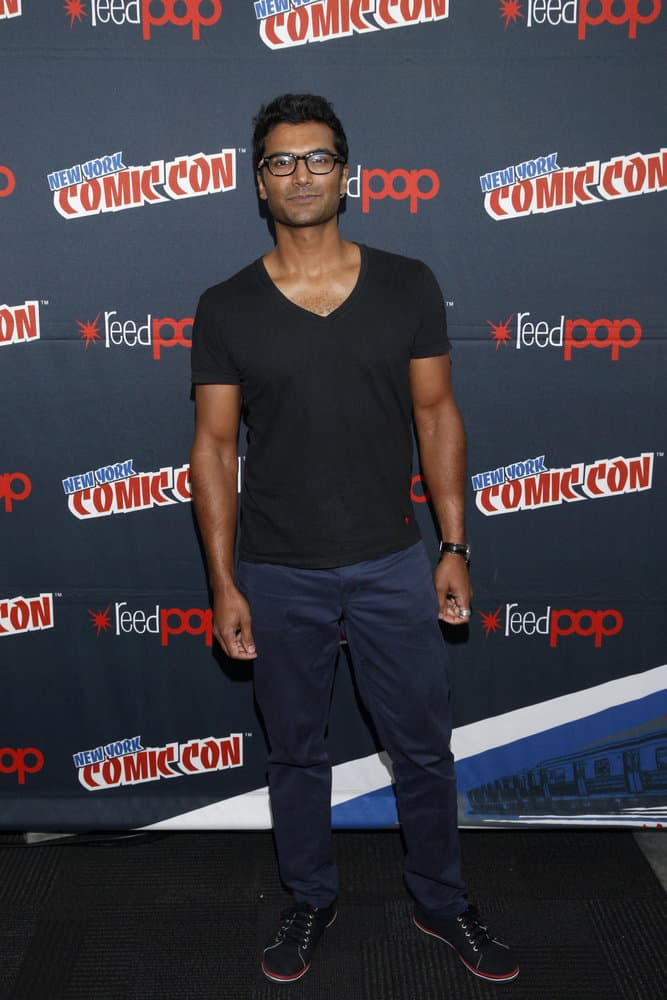 "NEW YORK COMIC CON -- ""Reverie"" -- Pictured: Sendhil Ramamurthy -- (Photo by: Heidi Gutman/NBC)"