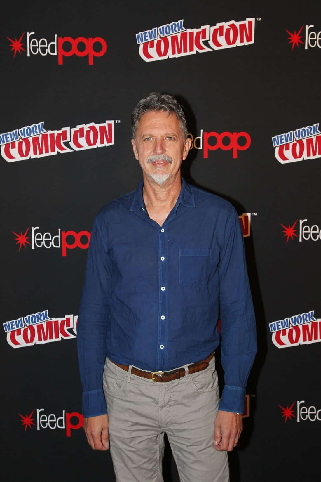 "NY COMIC-CON 2017 - Freeform's genre programming was out in full force at this year's New York Comic Con on Saturday, October 7th with executive producers and cast from the hit series ""Shadowhunters,"" ""Beyond,"" and new original series ""Siren.""  (ABC/Lou Rocco) TIM KRING (EXECUTIVE PRODUCER, BEYOND)"