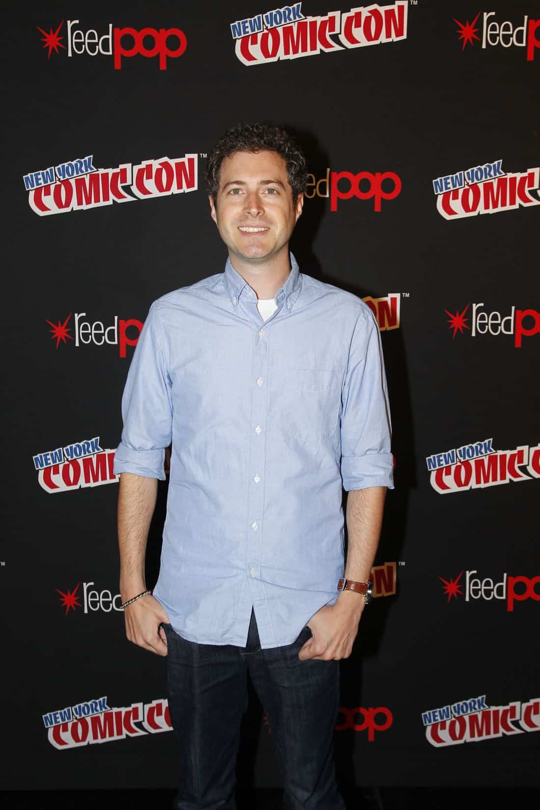 "NY COMIC-CON 2017 - Freeform's genre programming was out in full force at this year's New York Comic Con on Saturday, October 7th with executive producers and cast from the hit series ""Shadowhunters,"" ""Beyond,"" and new original series ""Siren.""  (ABC/Lou Rocco) ADAM NUSSDORF (EXECUTIVE PRODUCER, BEYOND)"