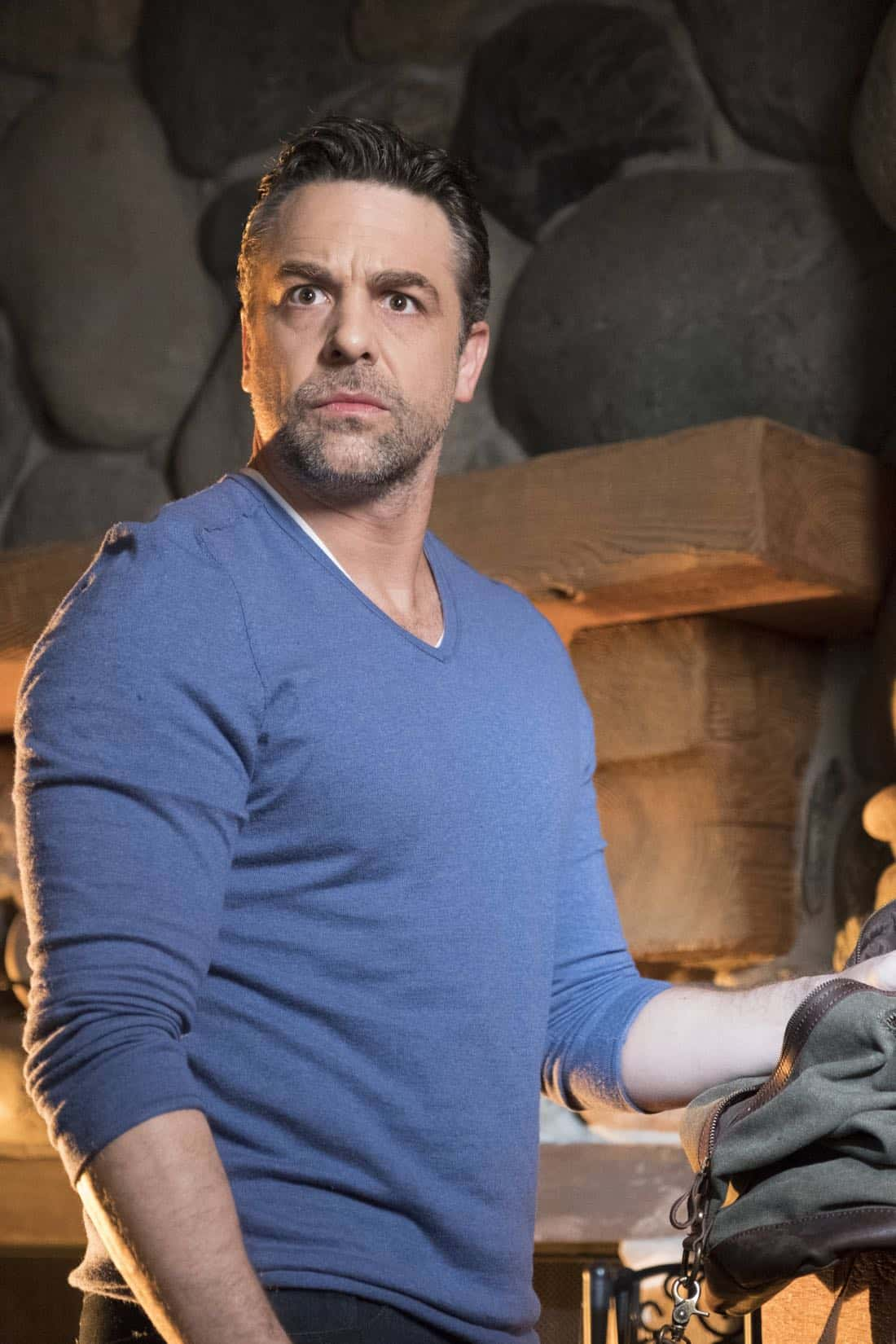 "LUCIFER: Guest Cast Chris McKenna in the ""Mr. and Mrs. Mazikeen Smith"" episode of LUCIFER airing Monday, Oct. 16 (8:00-9:00 PM ET/PT) on FOX. CR: MICHAEL COURTNEY/FOX"
