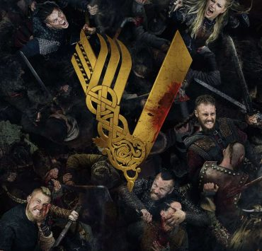 Vikings Season 5 Poster Key Art