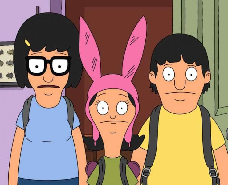 """BOB'S BURGERS: Louise teams up with Millie (guest voice Molly Shannon) when Mr. Frond's therapy dolls are mysteriously attacked. Meanwhile, Teddy decides to get into the inspirational poster business in the """"The Silence of the Louise"""" episode of BOB'S BURGERS airing Sunday, Oct. 15 (7:30-8:00PM ET/PT) on FOX. BOB'S BURGERS ™ and © 2017 TCFFC ALL RIGHTS RESERVED. CR: FOX"""