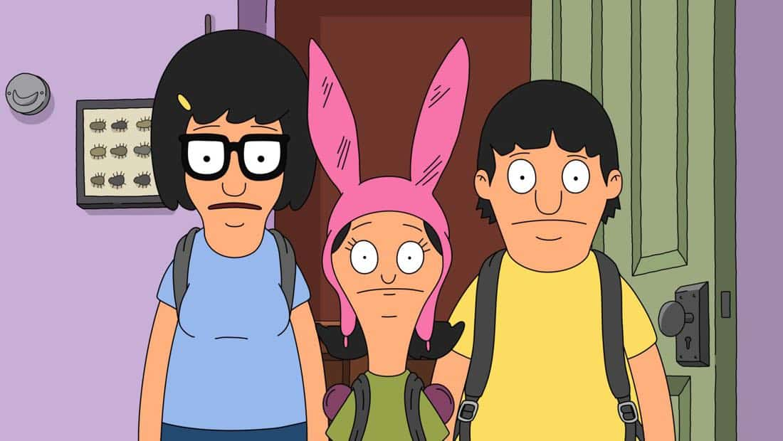 "BOB'S BURGERS: Louise teams up with Millie (guest voice Molly Shannon) when Mr. Frond's therapy dolls are mysteriously attacked. Meanwhile, Teddy decides to get into the inspirational poster business in the ""The Silence of the Louise"" episode of BOB'S BURGERS airing Sunday, Oct. 15 (7:30-8:00PM ET/PT) on FOX. BOB'S BURGERS ™ and © 2017 TCFFC ALL RIGHTS RESERVED. CR: FOX"