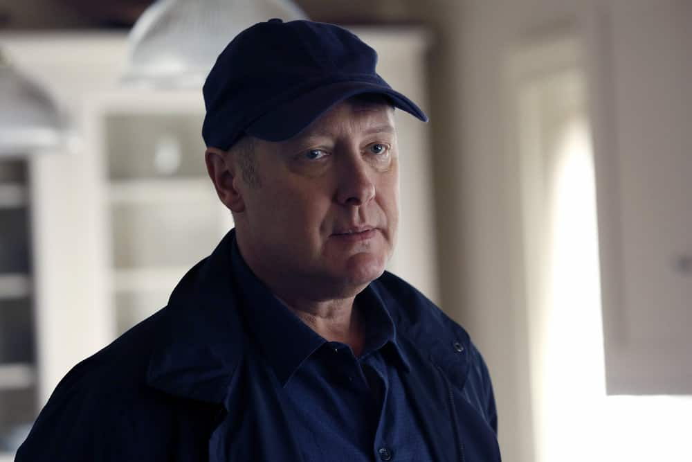 "THE BLACKLIST -- ""The Endling"" Episode 504 -- Pictured: James Spader as Raymond ""Red"" Reddington -- (Photo by: Will Hart/NBC)"