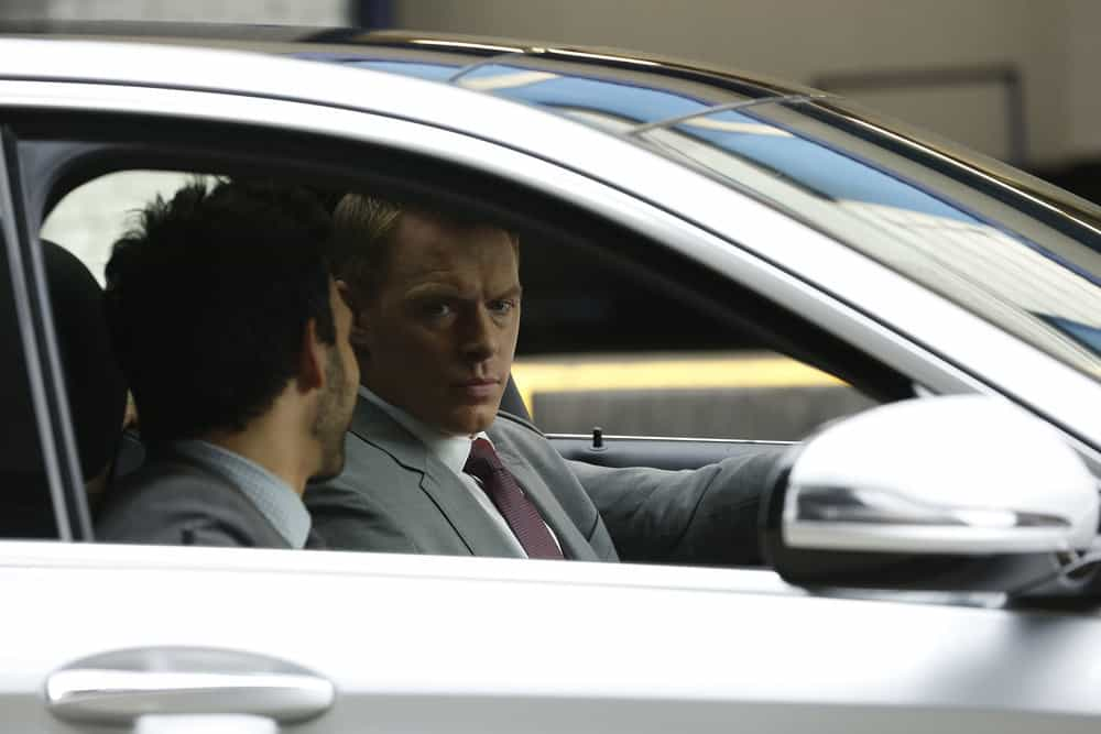 "THE BLACKLIST -- ""Ilyas Surkov (#54)"" Episode 505 -- Pictured: Diego Klattenhoff as Agent Donald Ressler -- (Photo by: Will Hart/NBC)"