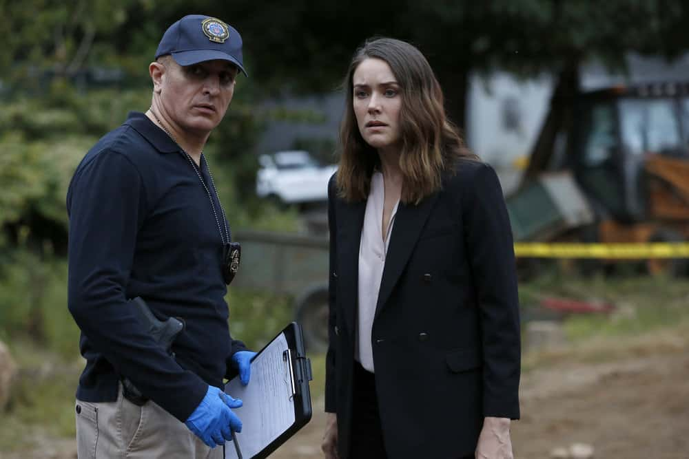 "THE BLACKLIST -- ""Ilyas Surkov (#54)"" Episode 505 -- Pictured: Megan Boone as Elizabeth Keen -- (Photo by: Will Hart/NBC)"