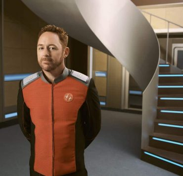"""THE ORVILLE: Scott Grimes as Gordon in the new space adventure series THE ORVILLE from the creator of """"Family Guy."""" The first part of the special two-part series premiere of THE ORVILLE will air Sunday, Sept. 10 (8:00-9:00 PM ET/PT), immediately following the NFL ON FOX Doubleheader. ©2017 Fox Broadcasting Co. Cr: Noah Schutz/FOX"""
