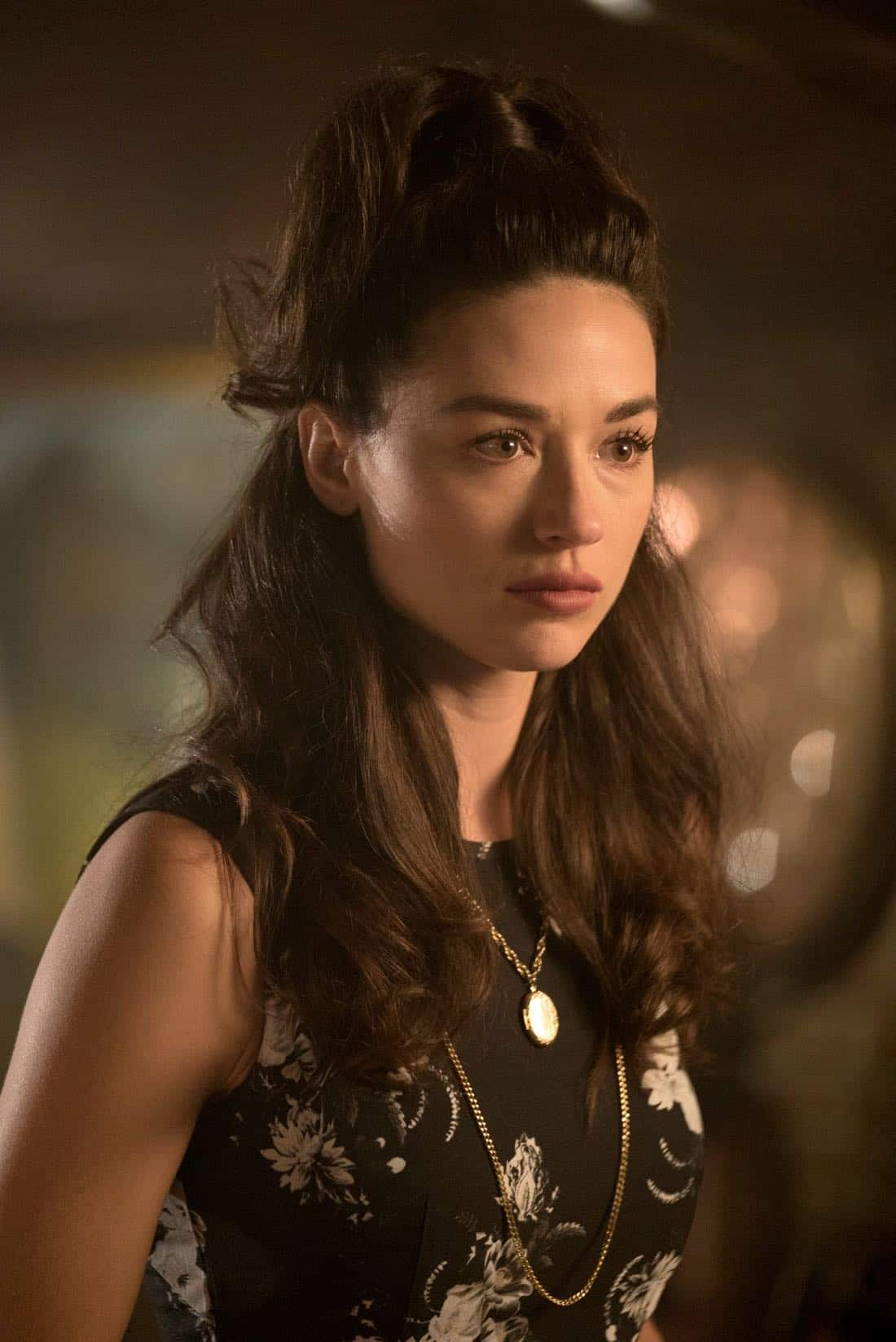 """GOTHAM: Crystal Reed in the """"A Dark Knight: The Blade's Path"""" episode of GOTHAM airing Thursday, Oct. 19 (8:00-9:01 PM ET/PT) on FOX.  CR:  Jessica Miglio/FOX"""