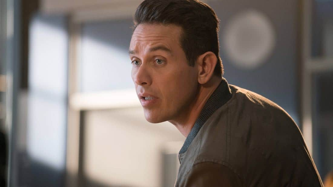 """LUCIFER: Kevin Alejandro in the """"What Would Lucifer Do?"""" episode of LUCIFER airingMonday, Oct. 23(8:00-9:00 PM ET/PT) on FOX. CR: FOX"""