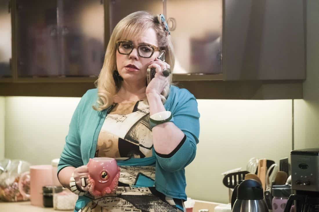 """Lucky Strikes"" -- When Garcia experiences anxiety over a case that's personal to her from her past, Morgan visits to lend emotional support, on CRIMINAL MINDS, Wednesday, Oct. 25 (10:00-11:00 PM, ET/PT) on the CBS Television Network.  Pictured: Kirsten Vangsness (Penelope Garcia)   Photo: Darren Michaels/CBS ©2017 CBS Broadcasting, Inc. All Rights Reserved"
