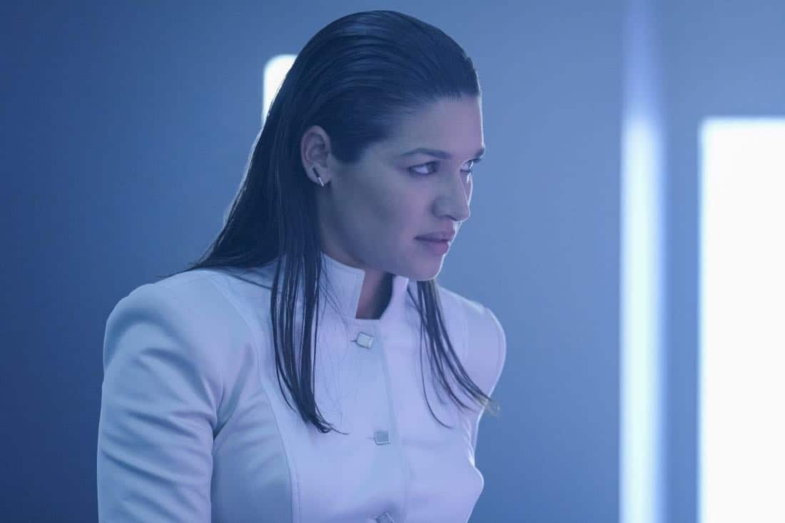 "The Flash -- ""Luck Be a Lady "" -- Image Number: FLA403a_0076b.jpg -- Pictured: Kim Engelbrecht as The Mechanic -- Photo: Robert Falconer/The CW -- © 2017 The CW Network, LLC. All rights reserved."