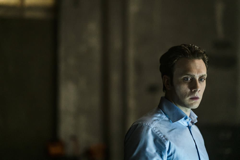 "MR. ROBOT -- ""eps3.2_legacy.so"" Episode 303 -- Pictured: Martin Wallström as Tyrell Wellick -- (Photo by: Michael Parmelee/USA Network)"