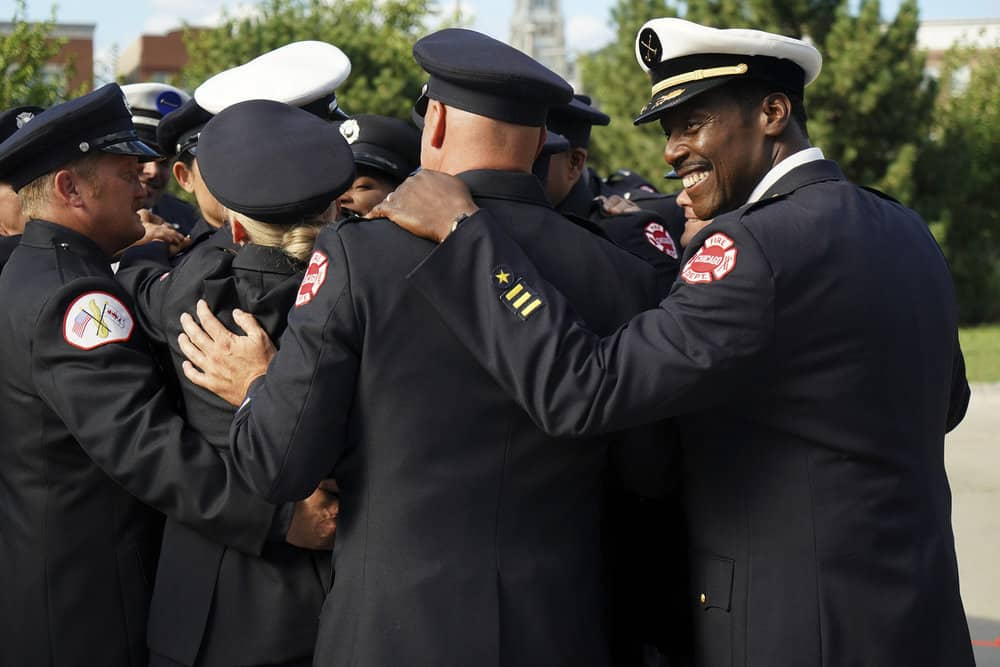 """CHICAGO FIRE -- """"A Breaking Point"""" Episode 604 -- Pictured: Eamonn Walker as Wallace Boden -- (Photo by: Elizabeth Morris/NBC)"""