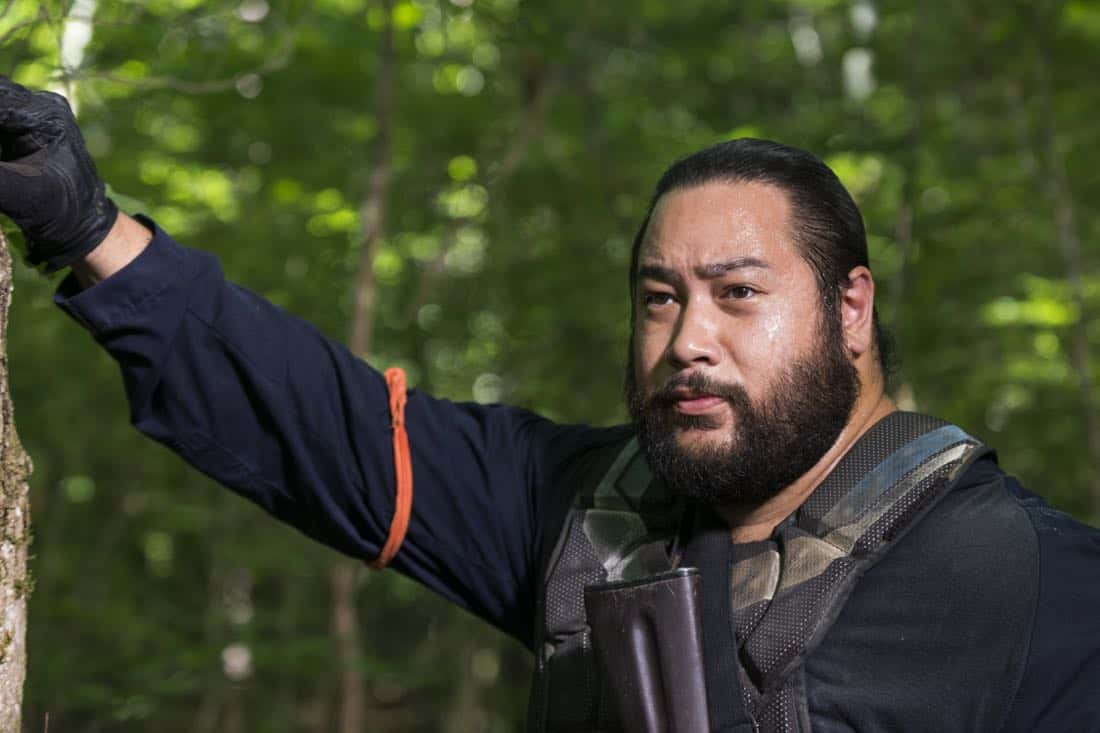Cooper Andrews as Jerry - The Walking Dead _ Season 8, Episode 2 - Photo Credit: Gene Page/AMC