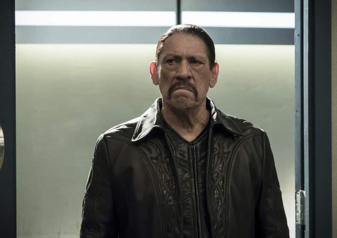 "The Flash -- ""Elongated Journey Into Night"" -- Image Number: FLA404b_0075b.jpg -- Pictured: Danny Trejo as Breacher -- Photo: Katie Yu/The CW -- © 2017 The CW Network, LLC. All rights reserved."