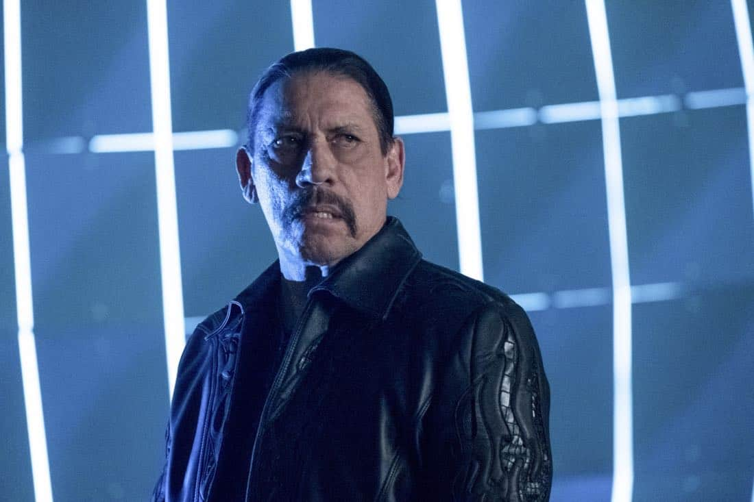 "The Flash -- ""Elongated Journey Into Night"" -- Image Number: FLA404b_0169b.jpg -- Pictured: Danny Trejo as Breacher -- Photo: Katie Yu/The CW -- © 2017 The CW Network, LLC. All rights reserved."